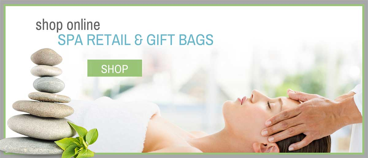 Spa Retail & Gift Bags promotion image