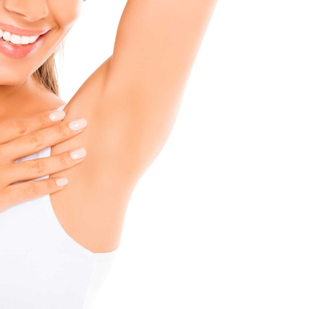 Underarm Waxing service at Viride Wellness Spa